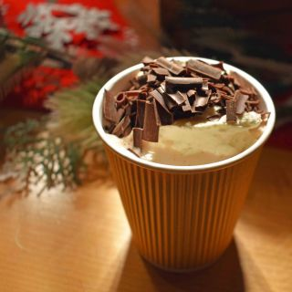 Arizona Four Seasons Christmas + Homemade Hot Chocolate