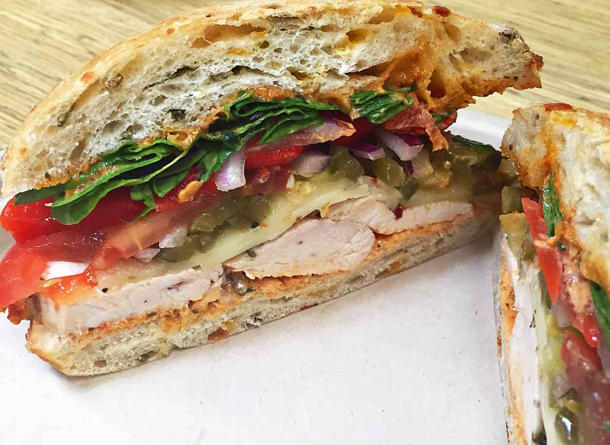Custom Sandwich at Whole Foods. Best Places to Eat in Arizona by Modern Honey. A list of all of the favorite and most popular restaurants to eat in Arizona. Tips on the best items to order. www.modernhoney.com