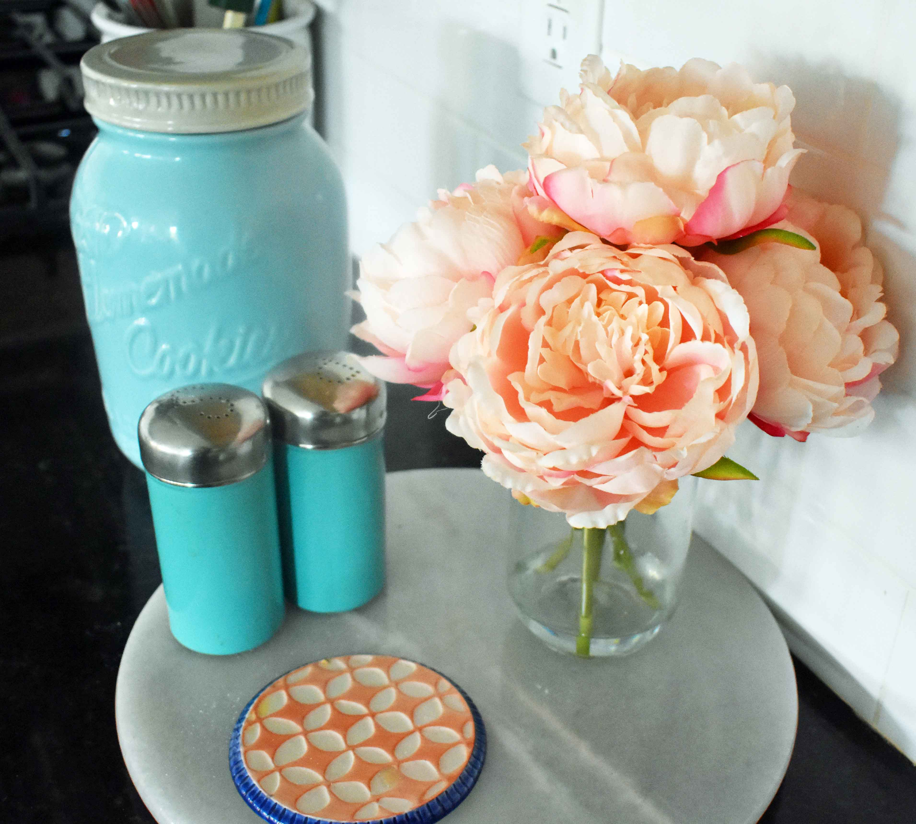 spring decoration ideas bright and beautiful peach peonies to beautify your home www