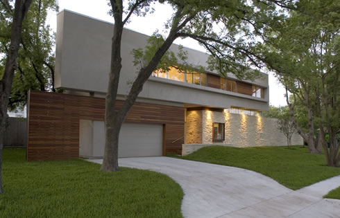 Houston Architects   Modern Architecture in Houston   Residential     Houston Architects