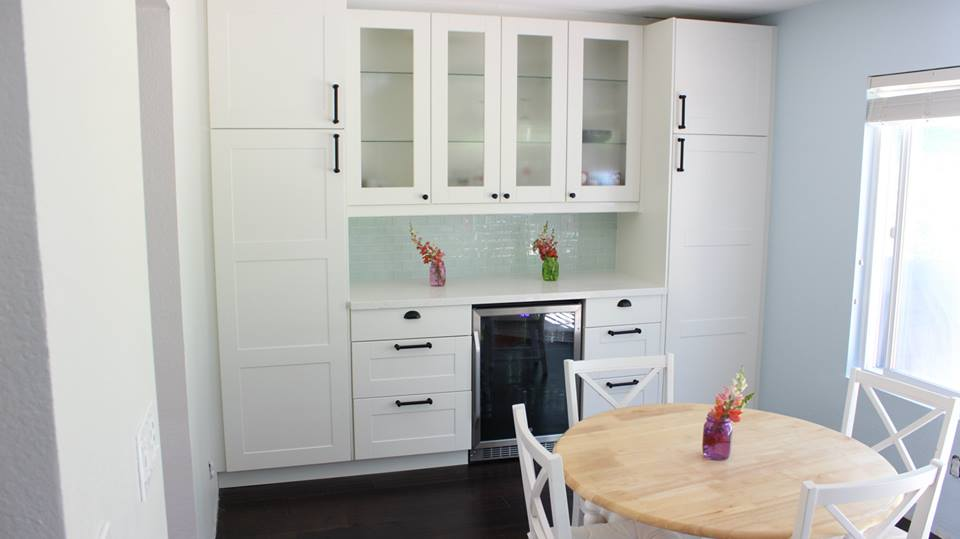 #11 IKEA Kitchen   White Shaker