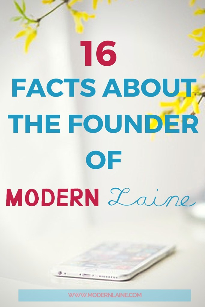 modern laine_16 facts