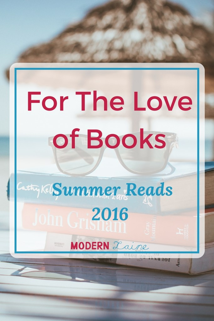 for the love of books_summer reads