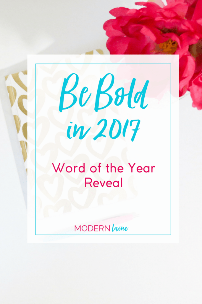 word of the year reveal