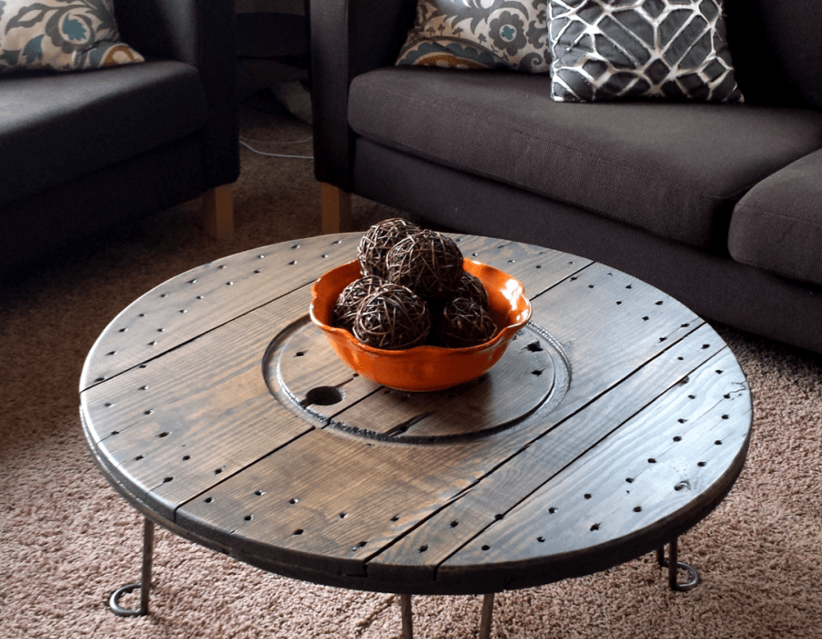Sean S Coffee Table With Creative Table Legs