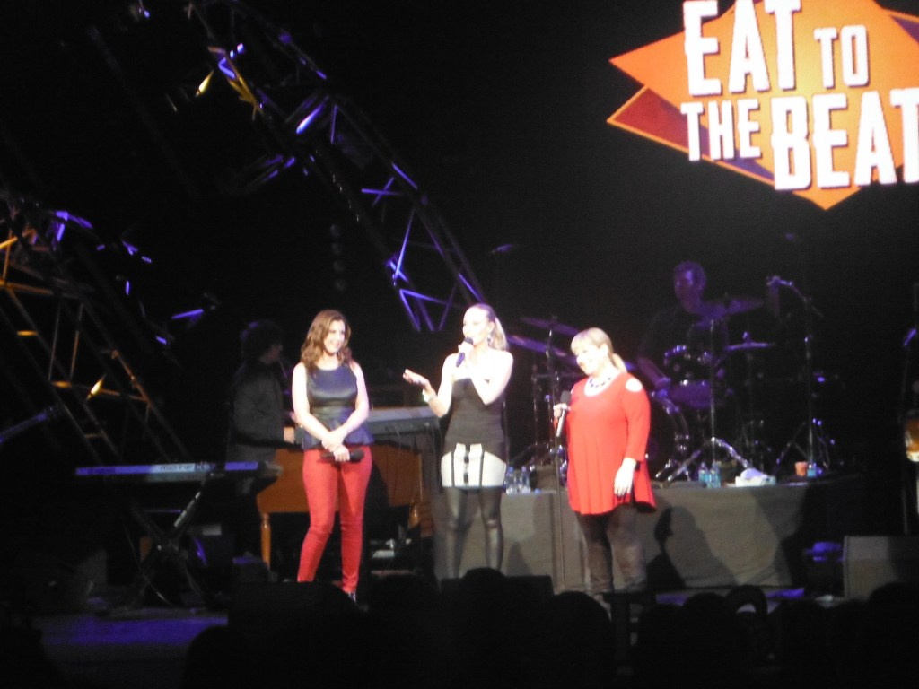 Eat to the Beat at the Food and Wine Festival