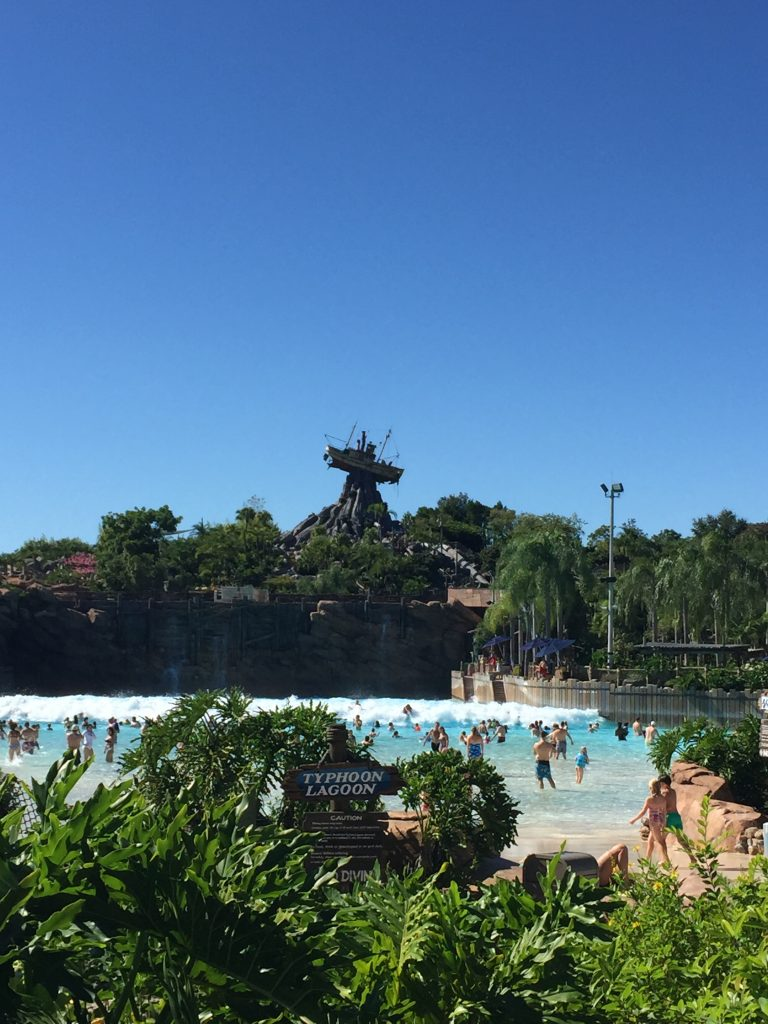 Typhoon Lagoon Walt Disney World