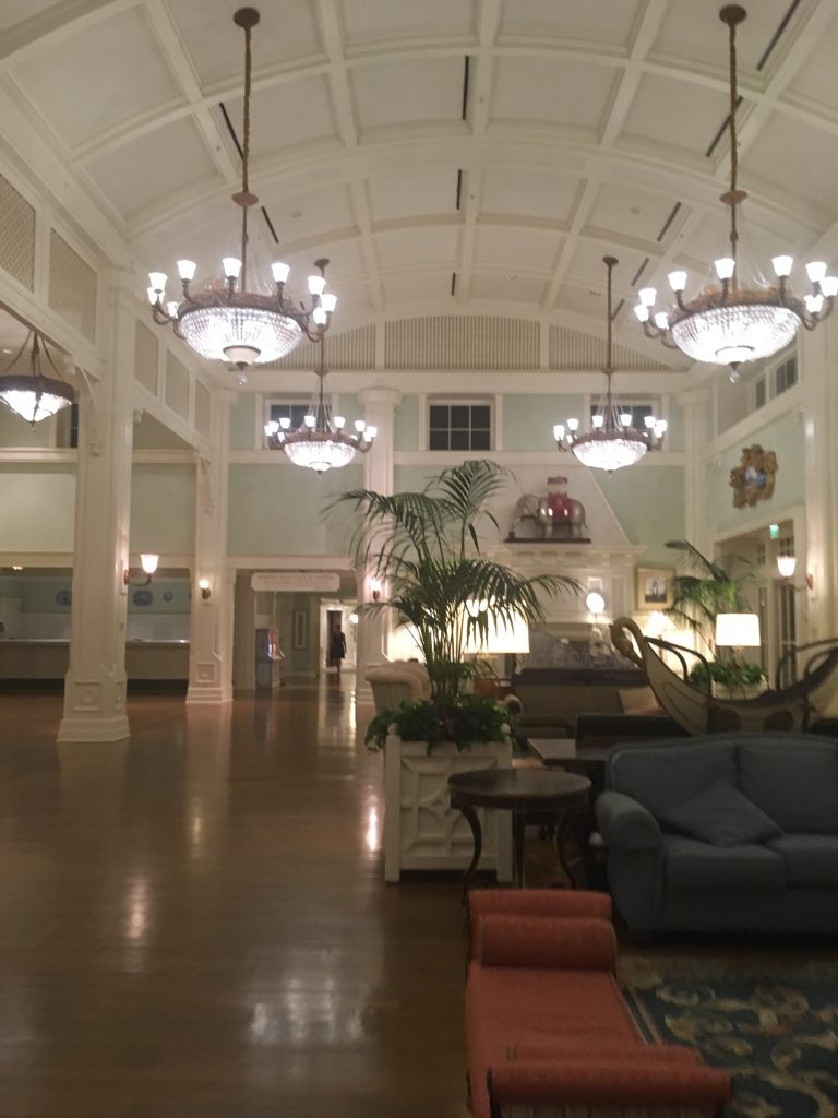 Disney's BoardWalk Inn Lobby