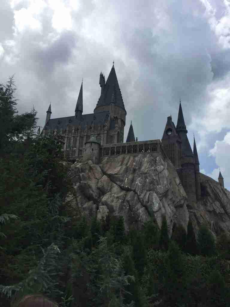 Hogwarts Islands of Adventure