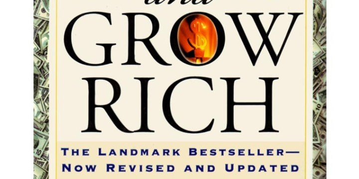 Think and Grow Rich Highlights