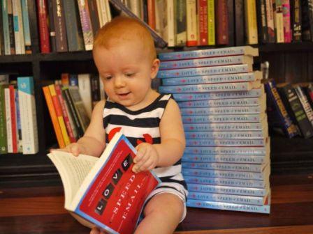 Dom reading LATSOE