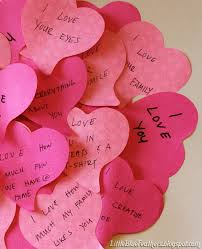 heart post it notes