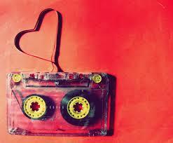 Tape heart