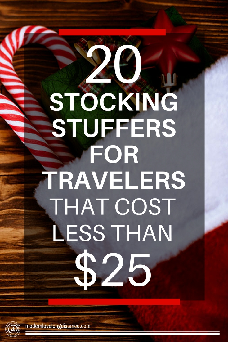 25 STOCKING STUFFERS TRAVELERS pn