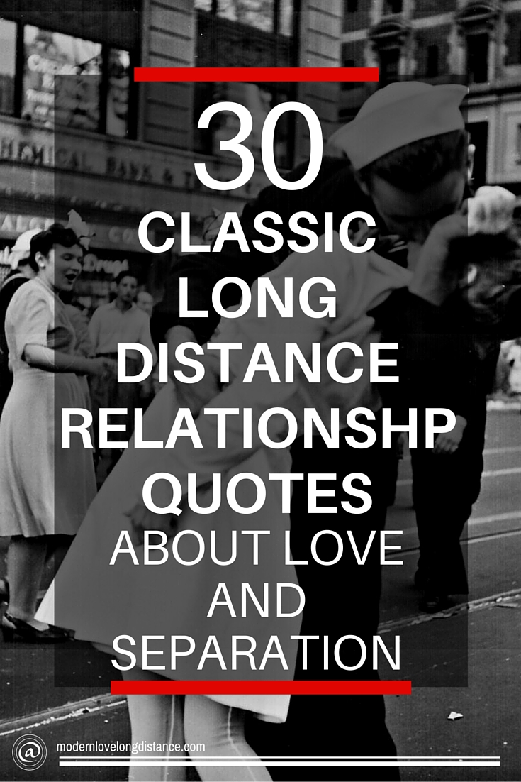 Love and separation quotes