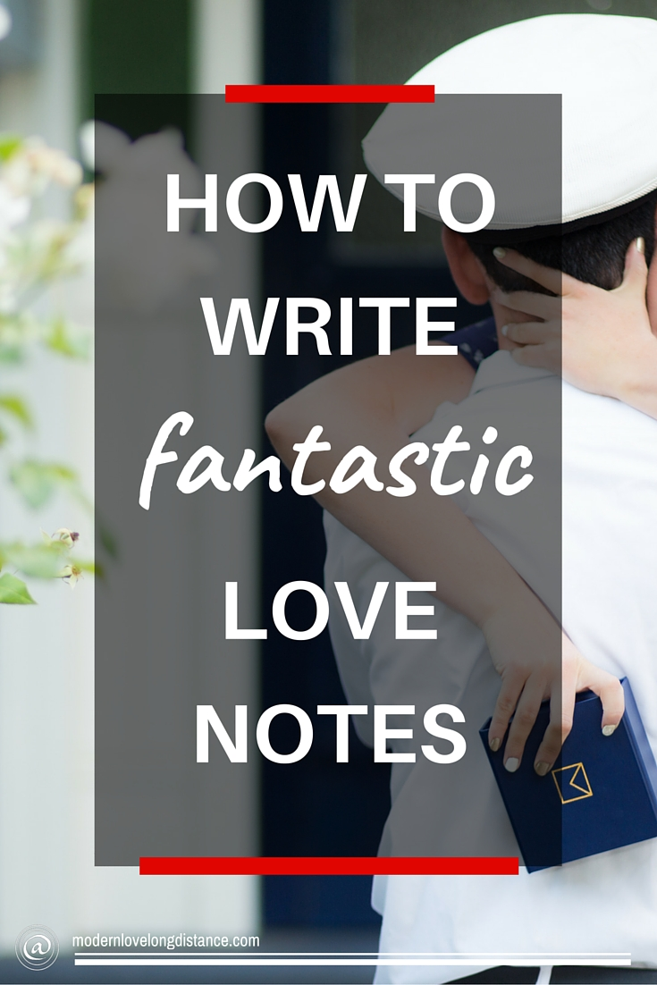 How To Write Love Notes(2)