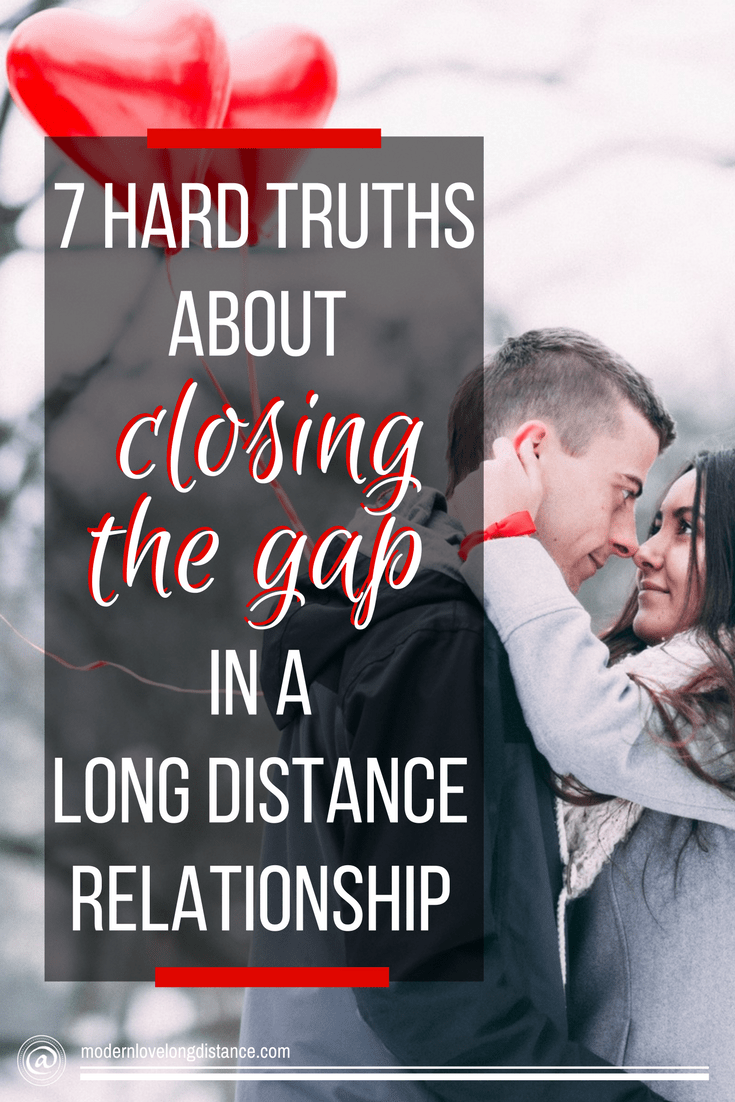 7 year long distance relationship