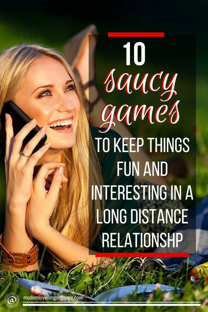 10 Saucy Long Distance Relationship Games To Keep Things Fun