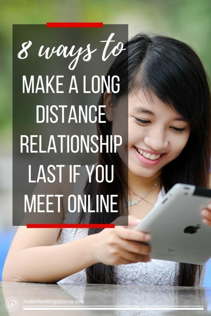 Online dating ldr