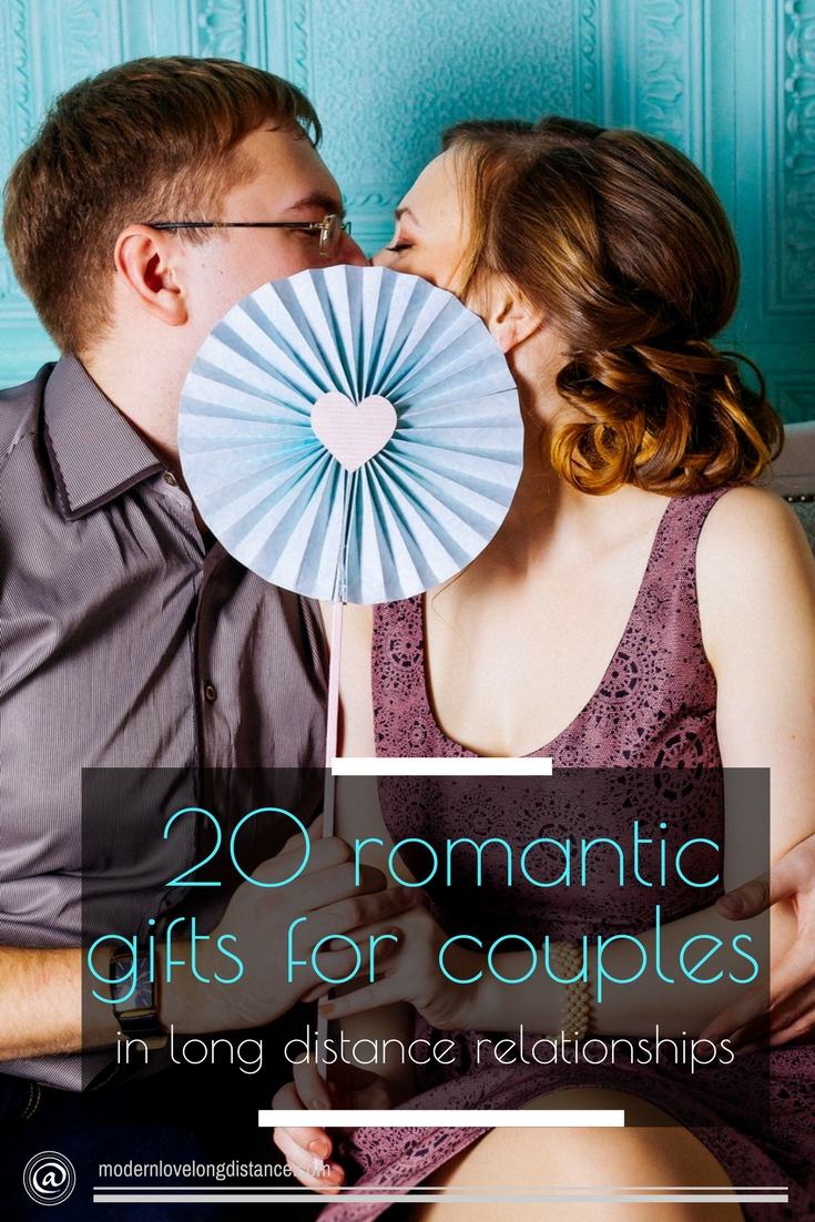 20 Romantic Gifts For Couples In Long Distance Relationships