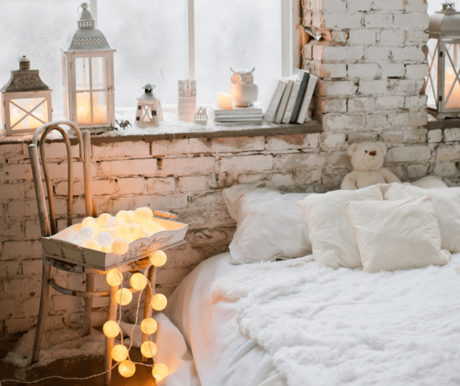 How To Create A Romantic Atmosphere In A Room For Your Long Distance Reunion