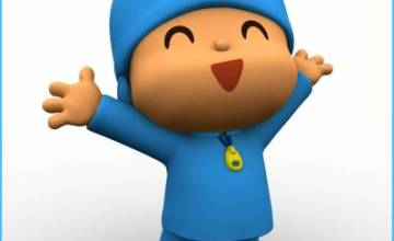 Pocoyo – Newest show on our DVR list