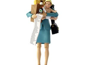 Working Mom Fun – The Super Mom Action Figure