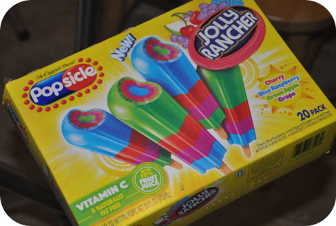 jolly rancher popsicles