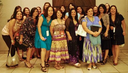 Latina Bloggers at Que Rica Vida