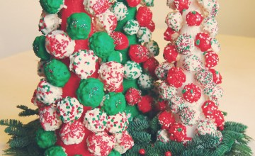 Holiday Rice Krispies Trees {Giveaway}