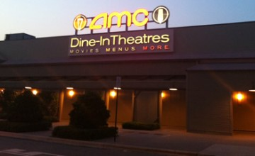 AMC Downtown Disney Brings Back Movie Dining Experience