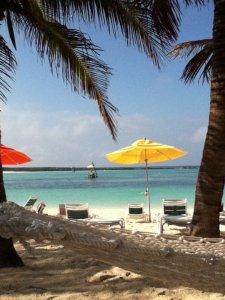 Disney's Castaway Cay Private Island in Bahamas
