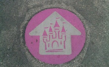This Way to the Castle…Wordless Wednesday
