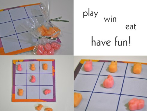 Fun Easter Tic Tac Toe Game for Kids