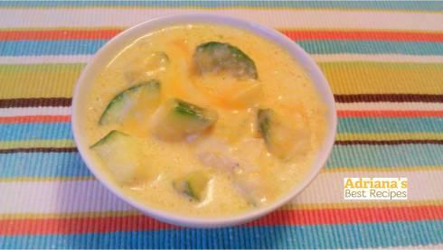 Zucchini and Cheese Recipe