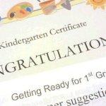 Saying Goodbye to Kindergarten