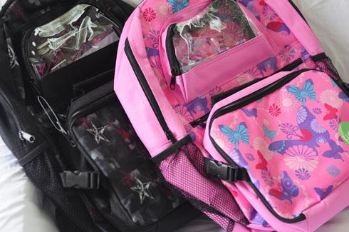 Back to School Backpacks from Walmart