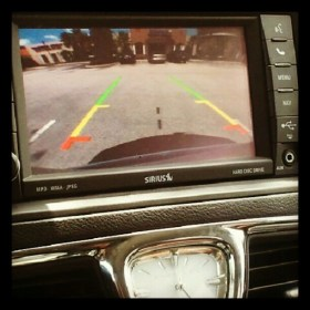 Chrysler Town & Country Rear Back Up Camera