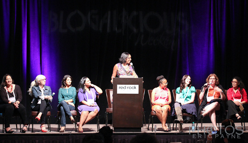 Blogalicious 2012 Community Jam Townhall Session Panel