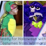 Ready for Halloween with Costumes from Walmart!