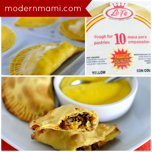 Simple & Easy Appetizer Recipe: Southwestern Empanadas