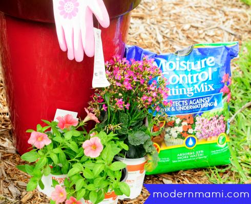 Flower Garden Supplies
