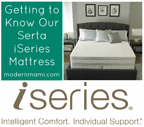 Getting to Know Our Serta iSeries Mattress