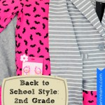 Back to School Style: 2nd Grade Edition