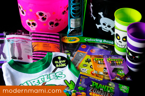 Halloween Gift Baskets for Kids: Simple Yet Fun Idea for ...