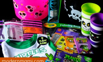 Halloween Gift Baskets for Kids: Simple Yet Fun Idea for Celebrating Halloween