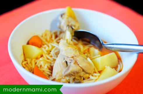 Puerto rican chicken noodle soup sopa de fideos con pollo de puerto puerto rican chicken noodle soup recipe sopa de fideos con pollo de puerto rico forumfinder Gallery