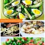 Recipe Idea for Lent: Ensalada de Bacalao (Puerto Rican Codfish Salad)
