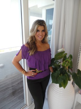 Ana Quincoces, Celebrity chef, author and Real Housewife of Miami