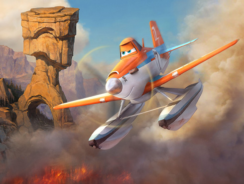 Planes: Fire & Rescue Movie Review